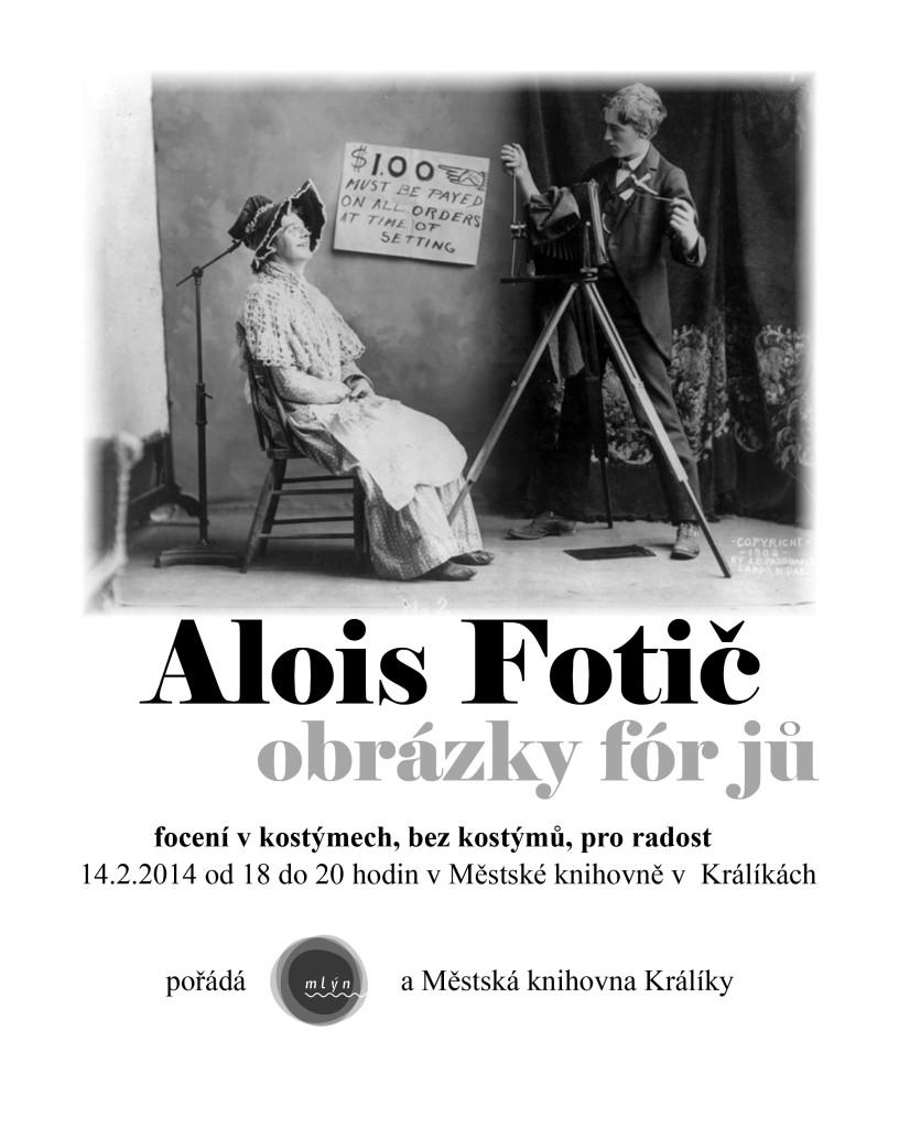 Fotič plakát 2014